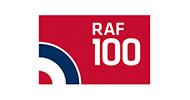 raf 100 logo